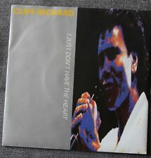 Cliff Richard, i just don't have the heart / wide open space,  SP - 45 tours