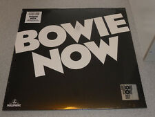 DAVID BOWIE - NOW - LP white Vinyl /// Neu & OVP