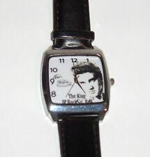 Elvis Presley Watch Black  --  Jack Daniels  Whiskey Tennessee