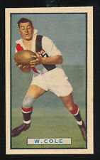 Allens Single AFL & Australian Rules Football Trading Cards