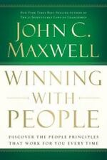 Winning with People: Discover the People Princi... by John C. Maxwell