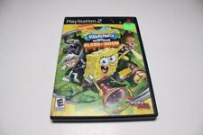 SpongeBob SquarePants Globs of Doom PS2 PlayStation 2 Game