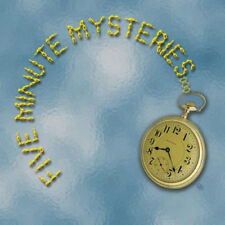 FIVE MINUTE MYSTERIES (82 SHOWS) OTR MP3 DVD old time radio