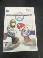 Mario Kart Wii - Nintendo Wii Complete with Manual Fast Shipping TESTED