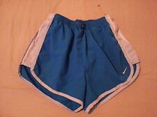 Womens Nike Shorts S Small Blue Athletic