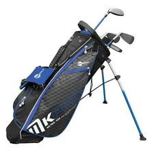Masters Golf Junior MK Lite Golf Set Boxed With Stand Bag Green 145cm 57 Inch RH