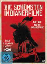 Die schönsten Indianerfilme  [4 DVDs] (2017)