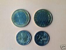 manueduc    ESLOVENIA 2008   Las 2 Monedas de 2 y 3 EUROS Conmemorativas NUEVAS