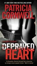 Depraved Heart: A Scarpetta Novel (Kay Scarpetta) by Cornwell, Patricia