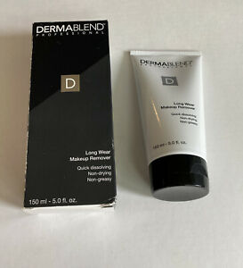 Dermablend Long Wear Makeup Remover 5 Fl Oz Ounce Full Size New