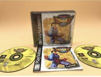 Rival Schools (Sony PlayStation 1, 1998) PS1 Complete CIB W/ Manual Authentic