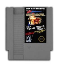 Tecmo Super Bowl 2015 - Nintendo NES Game