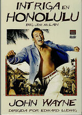 Intriga en Honolulu (Big Jim McLain) (DVD  Nuevo)