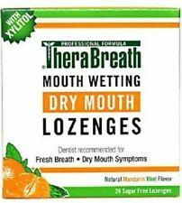 TheraBreath Dry Mouth Lozenges Sugar Free