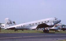 Original 35mm Aircraft slide Douglas DC-2 #46