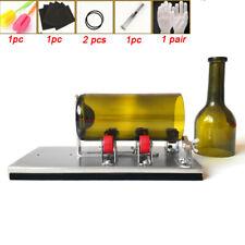 Edelstahl Glasflaschenschneider, Flaschenschneider Glas Glass Bottle Cutter DE