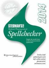 Stedman's Plus Version 2014 Medical/Pharmaceutical Spellchecker (Standard)
