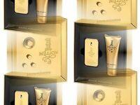 1 Million by Paco Rabanne - set with  50 ml Eau De Toilette +shower gel 100 ml