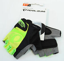 Pearl Izumi 2016 Men's Select Bicycle Gloves, Screaming Yellow/Black, Small