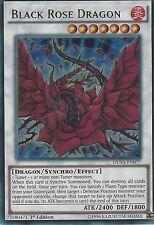 Black Rose Dragon - DUSA-EN077 - Ultra Rare 1st Yugioh MINT Card DUELIST SAGA