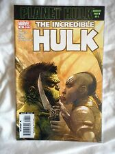 THE INCREDIBLE HULK VOLUME 3 N° 98 VO EXCELLENT ETAT / NEAR MINT / MINT