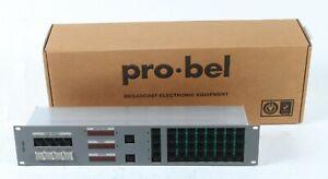 Pro-Bel Aurora Router Video Switching Control Matrix 6276/6277 Panel; WT 483248
