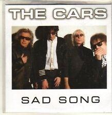 (CP610) The Cars, Sad Song - DJ CD