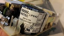 1x  ASTEC  LPS42 , AC/DC Power Supply Single-OUT 5V 11A 55W ,