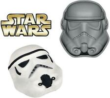 Star Wars: Stormtrooper Cake Mould Metal Baking Tray - Official Sealed In Pack