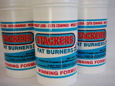 Stackers Slimming Capsules No1 - LOSE FAT FAST! - 2 tubs x 60 = 120 Capsules