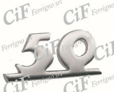 5726 SCRITTA FREGIO STEMMA ANTERIORE 50 PIAGGIO VESPA 50 SPECIAL 1971 71