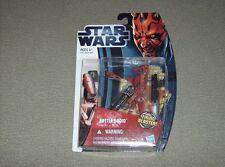 Star Wars Movie Heroes series Battle Droid Hasbro action figure toy Nib 4+