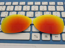 Replacement Fire Red Polarized Lenses for Crosshair New 2012 Sunglasses OO4060