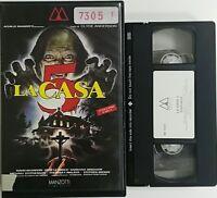 La casa 5 - (Clyde Anderson) - VHS ex noleggio - Manzotti Home Video
