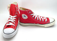 6ac98b01eb3b Converse Shoes Chuck Taylor Mid All Star Product RED Red Sneakers Size 8.5