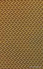 Antique Radio Speaker/Grille Cloth,Lg Herringbone,18 x 24 Two For One !