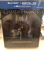Game of Thrones: The Complete First Season Gift Box (Blu-ray  Digital HD