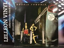Gillan Double Trouble LP Album Vinyl Record VGD3506 Rock 80's