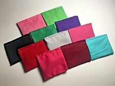 BAG 'O NIP High Strength Organic Catnip Pouch LOT OF 5 ASSORTED COLORS Cat Toy