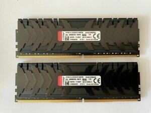 Kingston Predator, 16 GB, DDR4, Arbeitsspeicher, HX432C16PB3K4/32