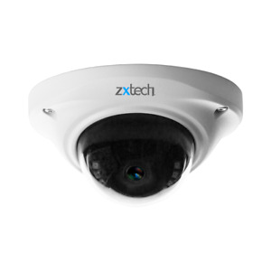 Zxtech Colour Night Vision 2MP 1080P Wide Angle Realtime IP Smart CCTV Camera