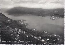 ALZO - PELLA E DINTORNI - LAGO D'ORTA - V1954