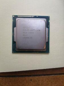 Processeur I7 4790 3,6 ghz