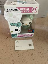 Funko POP! Hello Kitty Lady Liberty MINT 2019 NYCC Shared Exclusive Target #27