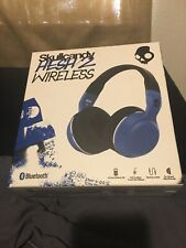 Skullcandy Hesh 2 Wireless Over-Ear Headphone - Blue/Black