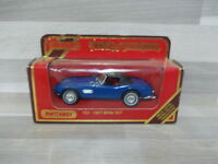 Matchbox Models of YesterYear Y-21 - 1957 BMW 507 sonderedition
