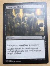 4x Innocent Blood - x4 MTG Eternal Masters Magic the Gathering Common