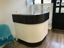 More details for small reception desk