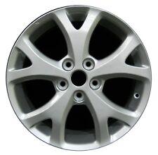 "17"" Mazda 3 2007 2008 2009 Factory OEM Rim Wheel 64895 Silver"