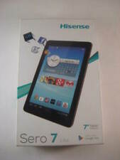 Hisense Sero 7 LT 4GB, Wi-Fi, 7in - Black - New Unused